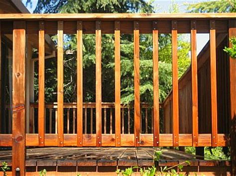deck railing ideas wood the best deck railing designs and ideas