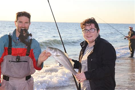 """Success With Stripers @ The Truro """"fish House"""" My"""