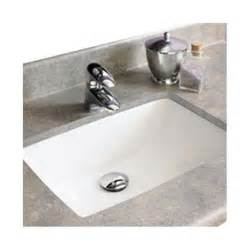 decolav classic rectangular undermount bathroom sink with overflow moderm room furniture the