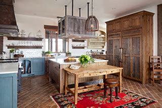 kitchen cabinets contractors quot unfitted quot rustic farmhouse country kitchen denver 2941
