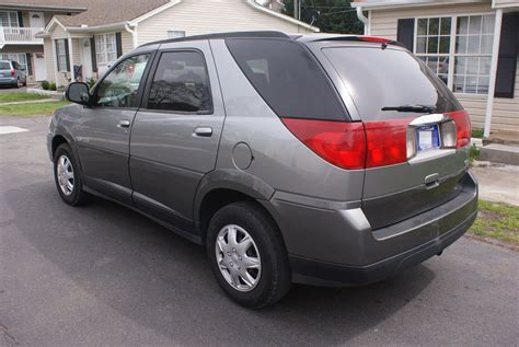 Buick 2003 Rendezvous by 2003 Buick Rendezvous Overview Cargurus