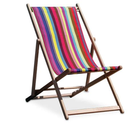 folding wooden deck chairs by quel objet in briarcliff