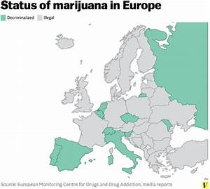24 maps and charts that explain marijuana - Vox
