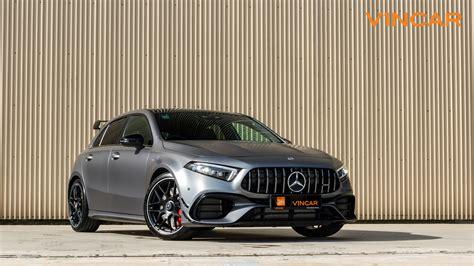 Gla 45 s 4matic+ особая серия. Mercedes-Benz A45 S 4MATIC+ Plus AMG | Performance Hatchback