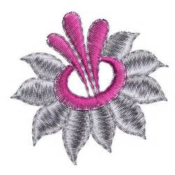 embroidery designs single flower embroidery designs embroideryshristi