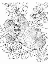 Mycoloring sketch template