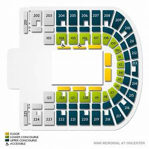 Upstate Medical University Arena At Oncenter Tickets 9