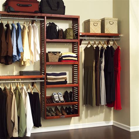 Closet Storage Systems Ideas Homefurnitureorg