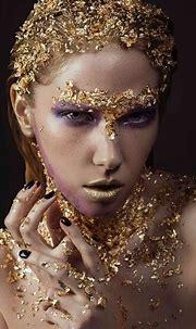 BEAUTY GIRL | Gold aesthetic, Photography inspiration ...