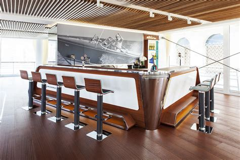 The #riva #yacht #aquarama Lounge