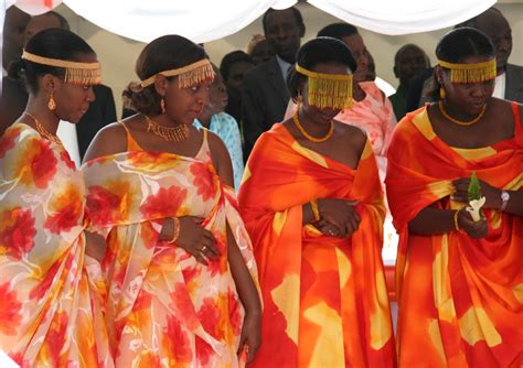 Uganda`s Ancient People That Built The