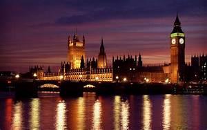 London at Night Wallpapers