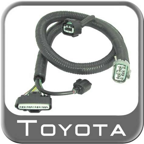 2000 4runner Wiring Harnes by New 2000 Toyota Tundra Trailer Wiring Harness From