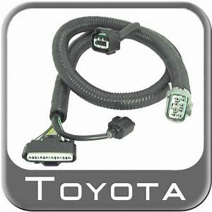 New  2000 Toyota Tundra Trailer Wiring Harness From