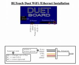Bl Touch Version 2 0 And Duet Wifi Version 1 21
