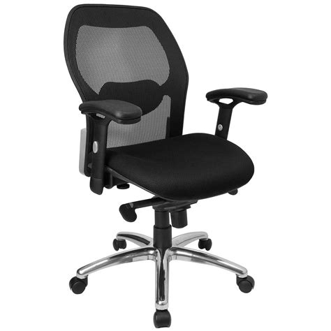 best office chair lower back