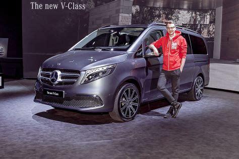 mercedes v klasse preis mercedes v klasse facelift 2019 preis test motoren autobild de