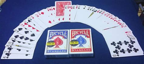 bicycle invisible deck trick invisible deck bicycle cards magic highest