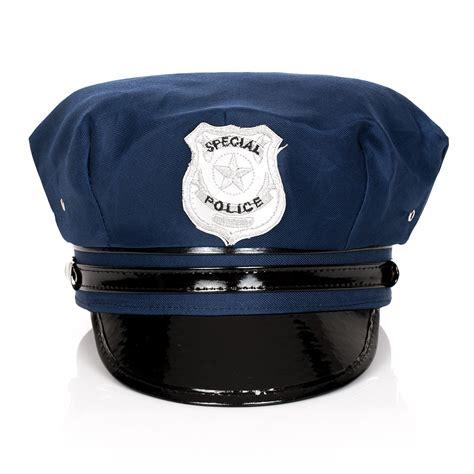 polizeimuetze blau