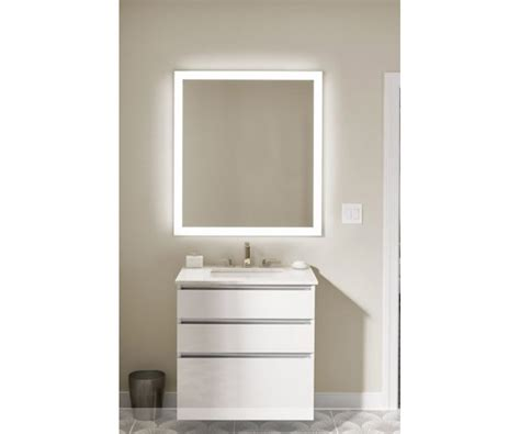 Robern Mirrors by Robern Vitality Lighted Mirror Collection Mirrors K B