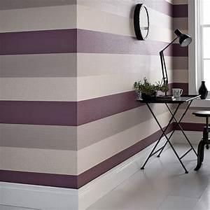 Striped Wallpaper: Vertical vs. Horizontal