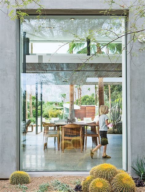 floor to ceiling glass windows modern f 5 residence indoor and outdoor design by ar d architect