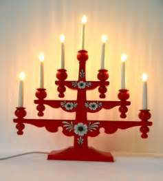 swedish christmas candelabra from gnosjo konstsmide by flumestreet
