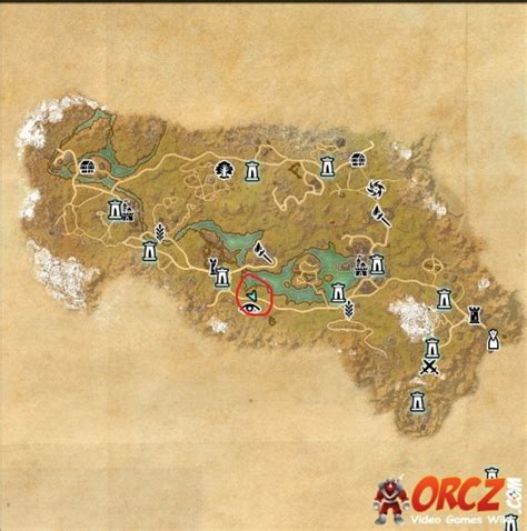 map eso rift treasure iv zone orcz edit