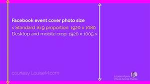 what39s the correct facebook event image size 2018 update With facebook event photo template