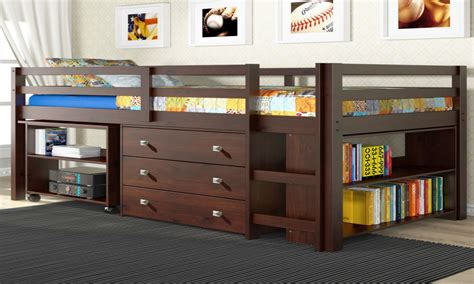 loft bed with desk full size mattress awesome loft beds with desk