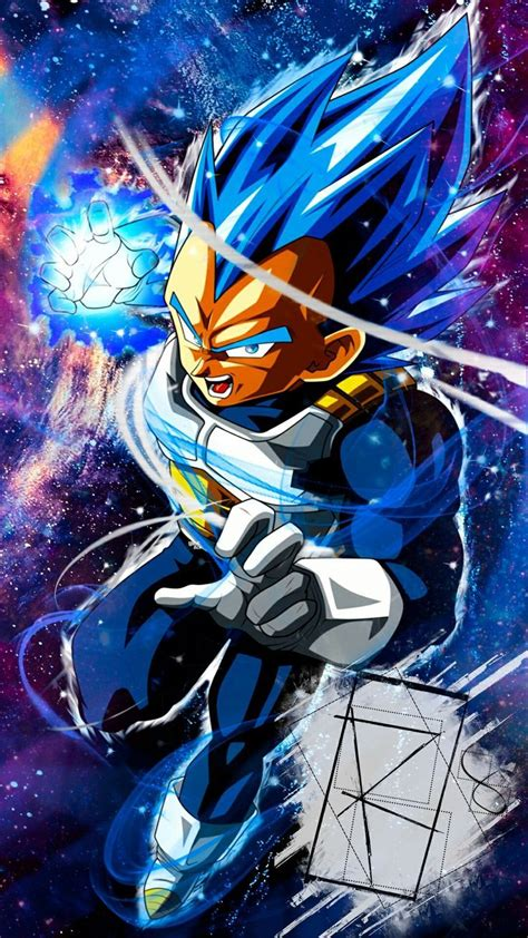 vegeta ssj blue full power universe  anime dragon