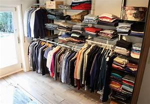 Begehbarer Kleiderschrank Staub : offener oder begehbarer kleiderschrank do it yourself ideen ~ Sanjose-hotels-ca.com Haus und Dekorationen