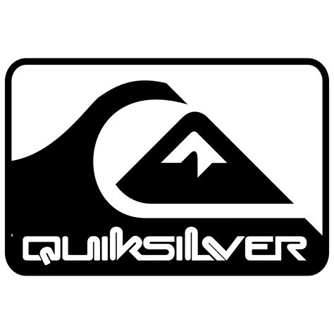 Tshirt Quiksilver Logo White quiksilver logo png transparent svg vector freebie supply