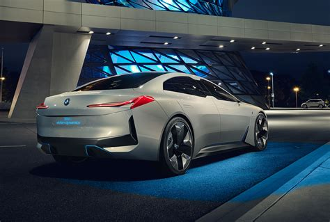 Bmw I Vision Dynamics Concept Previews Future Gran Coupe