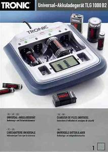 Tronic Tlg 1000b2 Accumulator   Rechargeable Battery