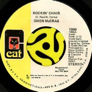 gwen mccrae rockin chair 45 s breakwell records