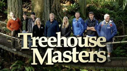 treehouse masters wikipedia