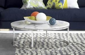 Couchtisch Rund Marmor : couchtisch rund der hingucker in ihrem wohnzimmer ~ Whattoseeinmadrid.com Haus und Dekorationen