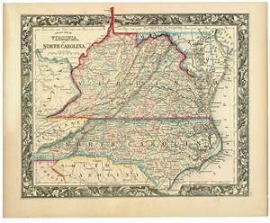Virginia's Many Counties | Boundary Stones: WETA's ...