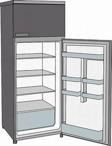 Refrigerator Fridge Cooling  U00b7 Free Vector Graphic On Pixabay