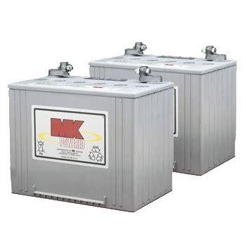 batterie 74 ah mk battery m24 sld g 12 volt 74 ah gel battery pair
