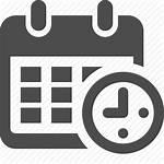 Calendar Icon Deadline Icons Appointment Transparent Business