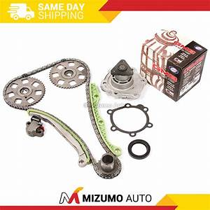 Timing Chain Kit Gmb Water Pump Fit 99