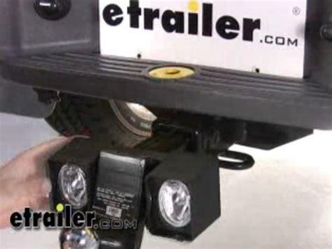 trailer hitch backup lights mount hitch light for 2 quot hitches pilot automotive
