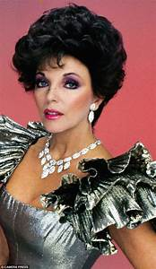 Joan Collins lets rip on her friendship with Donald Trump ...