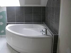 Credence Lavabo Salle De Bain : r novation de salle de bain encadrement de fen tre dijon par un carreleur en batiment dijon ~ Dode.kayakingforconservation.com Idées de Décoration