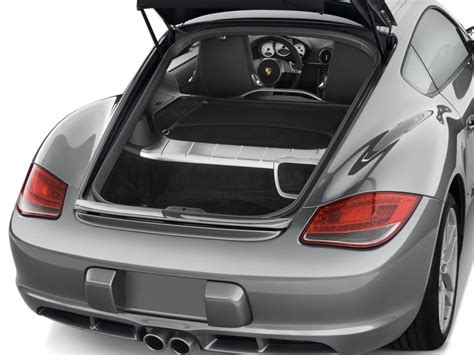 2010 Porsche Cayman 2-door Coupe S Trunk, Size