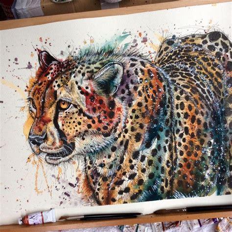 tori ratcliffe art watercolour artwork