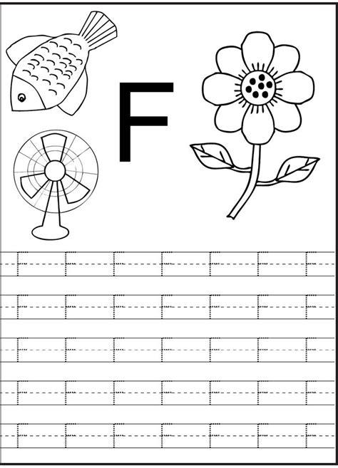 letter f worksheet for preschool and kindergarten 822 | b911f4eb91e800b15a36483d36d710e4 abc printable letter f