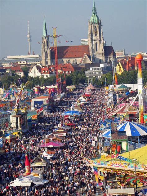 A virtual guide to the german federal state of bayern. München Munich Beer Festival Oktoberfest Theresienwiese Wiesn Bavaria | Flickr - Photo Sharing!